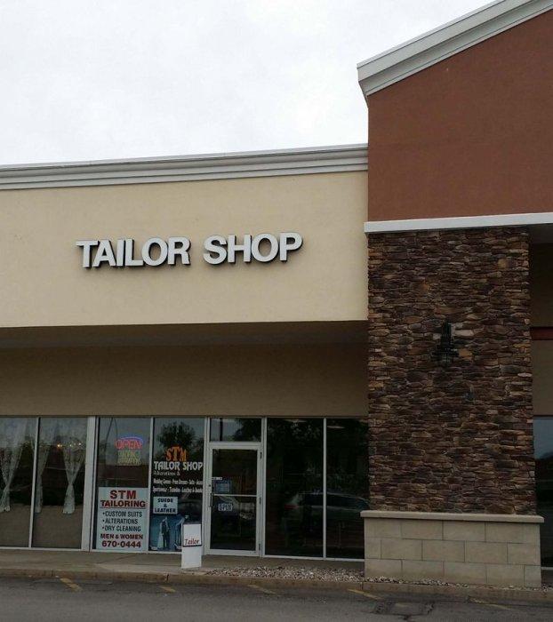 STM Tailor Shop exterior