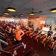 Orange Theory interior