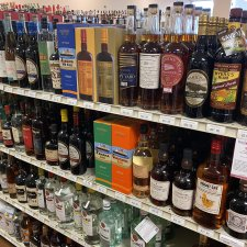 Rum section