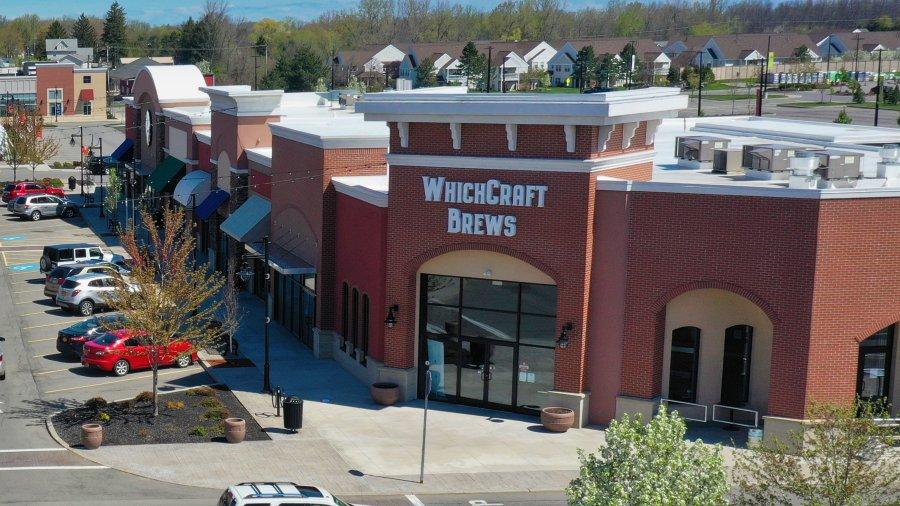 Which Craft Brewery exterior